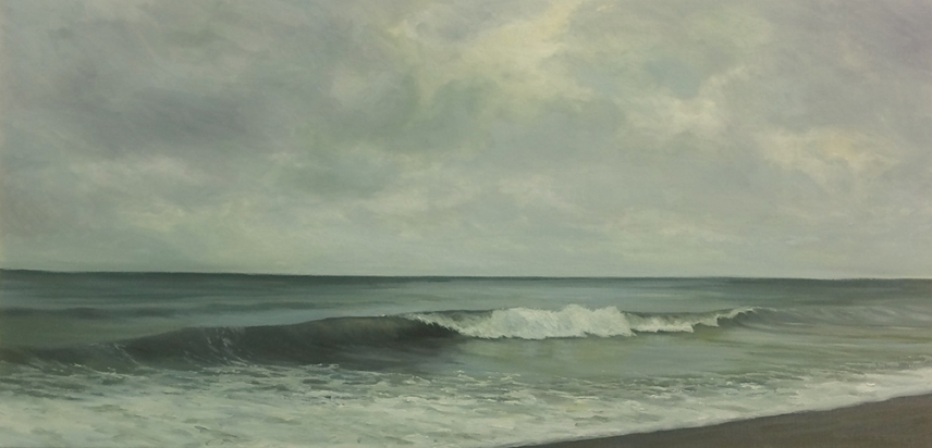 'Decisions', 50x100 cm, oil (sold)