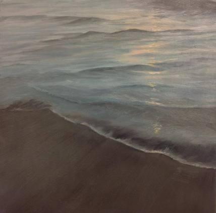 'Edge Of Tomorrow', 60x60, olie