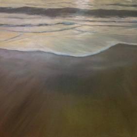 'Eternity', 80x80, olie