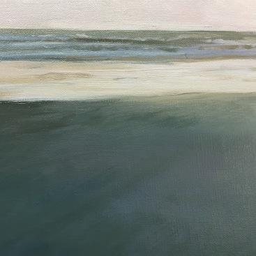 'Colour Study', 30x30 cm, oil (sold)