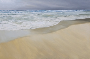 'Serenity', 90x120 cm, oil (sold)