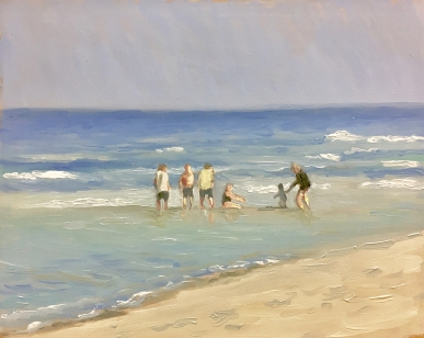 'Summer', 18x23, olie_small