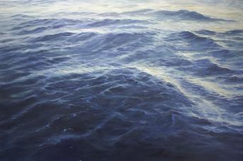 'Take Me Home', 80x120 cm, oil (commission)